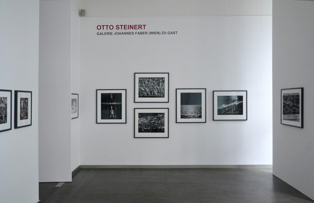 Otto Steinert | Galerie Johannes Faber (Vienna) at Beck & Eggeling, Düsseldorf 2015