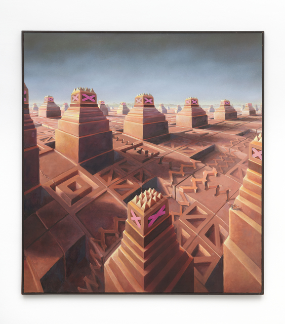 , 'Flugversuche,' 1981, PPC Philipp Pflug Contemporary