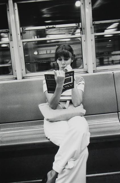 Louis Faurer, 'Untitled, NYC', 1973, Howard Greenberg Gallery