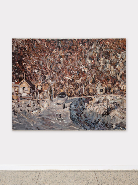 Jang Jae Min, 'The End of the Road', 2018, Phosphorus & Carbon