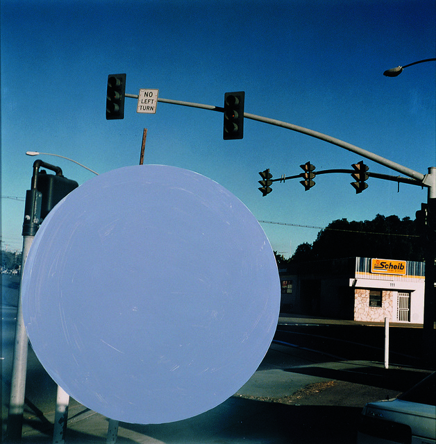 , 'National City (4),' 1996, Richard Levy Gallery