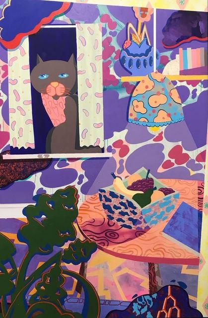 , 'Inside #1,' 2018, Mirus Gallery