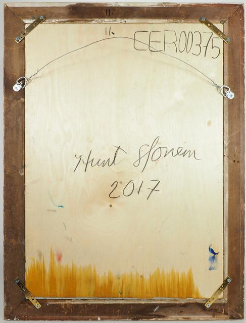 Hunt Slonem, 'Hunt Slonem Signed Original Gold Bunny Painting', 2017, Painting, Oil on Board, Modern Artifact