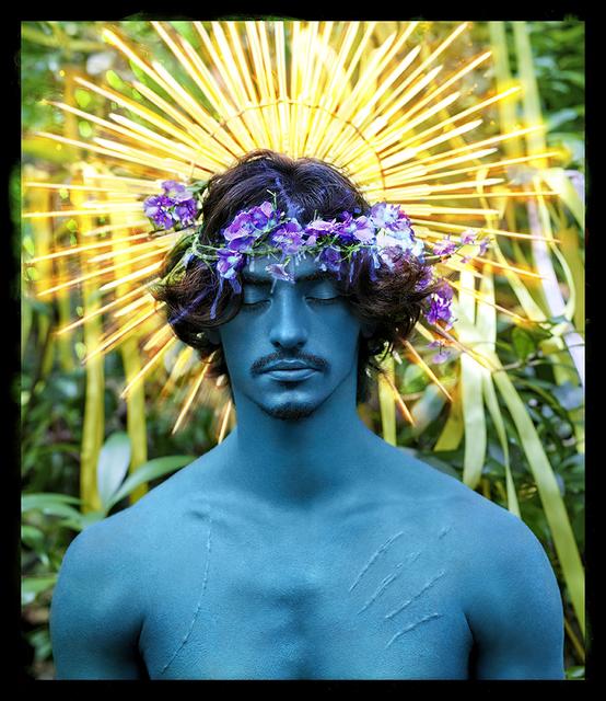 David LaChapelle, 'Behold', 2017, Photography, C-print, Alex Daniels - Reflex Amsterdam