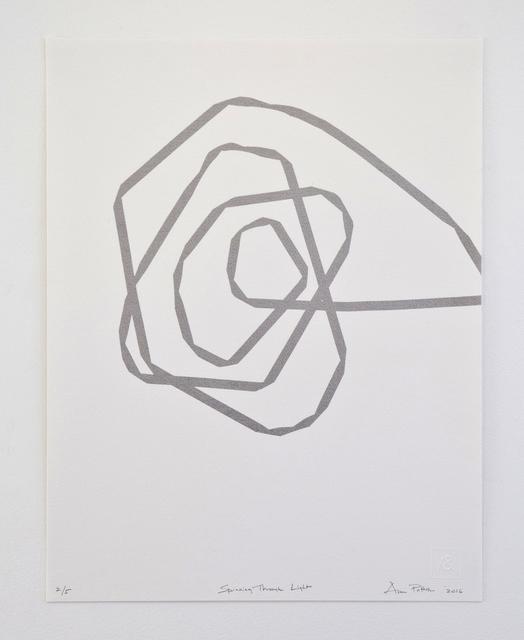 , 'Spinning Through Light,' 2016, Alfstad& Contemporary