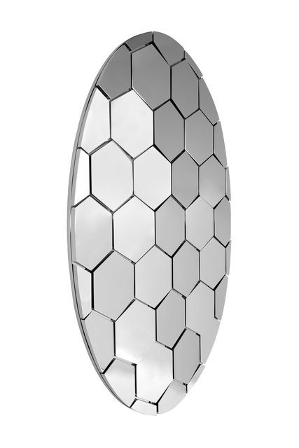 , 'Hexagonal Mirror,' 2010, Garrido Gallery