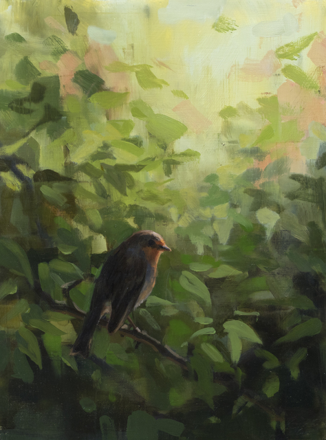 , 'Robin,' 2018, Gallery 1261