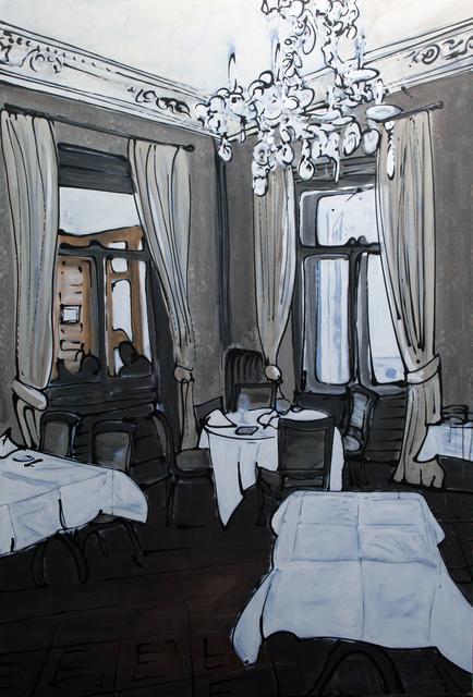 , 'Villa Villette,' 2015, Galerie Alex Schlesinger