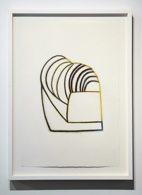 Patricia Satterlee, 'DRWG 101 02', 2011, Gold/Scopophilia*