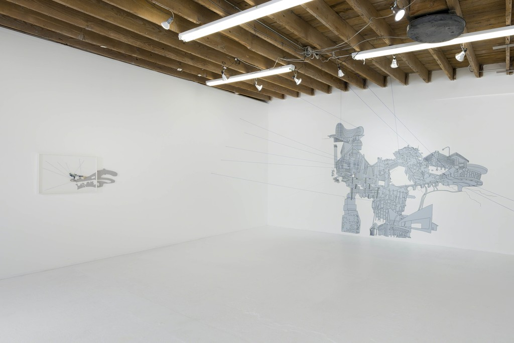 'Context v. Perspective'. Installation view. Chimento Contemporary. Photo: Ruben Diaz.