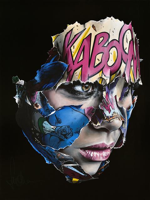 , 'La Cage et l'intranquilité,' 1979, Galerie C.O.A