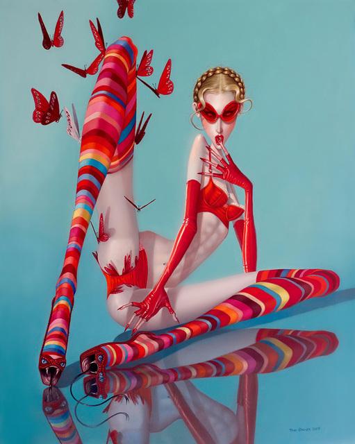 , 'Caligula,' , Corey Helford Gallery