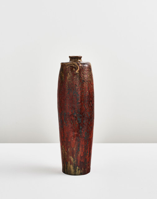Pierre Adrien Dalpayrat, 'Sensual Vase', 1900, Jason Jacques Gallery