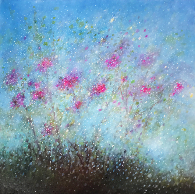 , 'Flowers for Fayline,' 2017, Bau-Xi Gallery