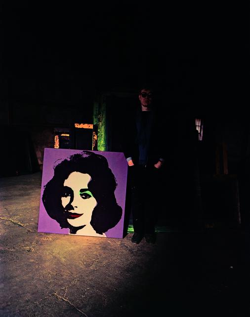 Evelyn Hofer, 'Andy Warhol, New York', 1962, ROSEGALLERY