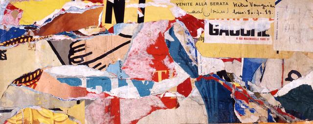 , 'Rue de Vaugirard,' 1965, Partners & Mucciaccia