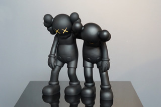 KAWS, 'Along The Way (Black)', 2019, Rema Hort Mann Foundation Benefit Auction