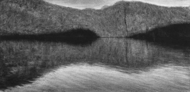 , 'Stretching Universe part 8 (Fjord II),' 2017, Galerie Ron Mandos