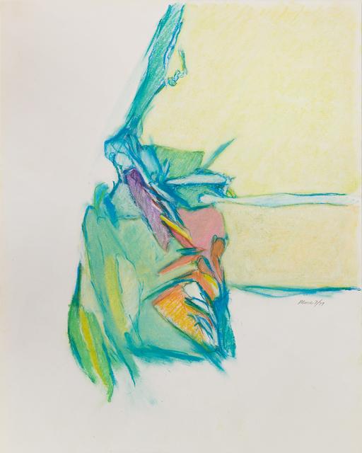, 'Untitled II (Multi),' 1979, Susan Eley Fine Art