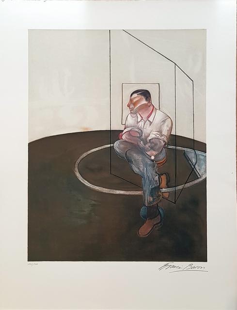 , 'Study For A Portrait Of John Edwards,' 1986, Gormleys Fine Art