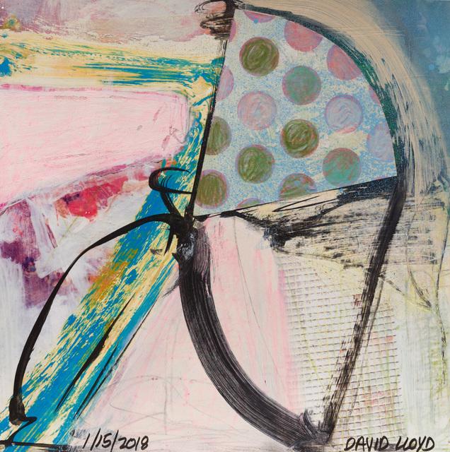 , 'Untitled (January 15),' 2018, Klowden Mann