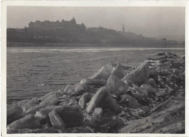 Imre Kinszki, 'Cold Winter', ca. 1933, TRAPÉZ