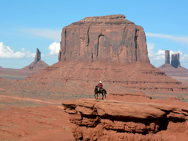 , 'John Ford Point (Monument Valley),' 2016, Charim Galerie