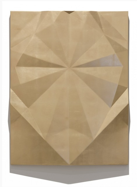 , 'Unfolded Gold (Octagon),' 2015, Travesia Cuatro