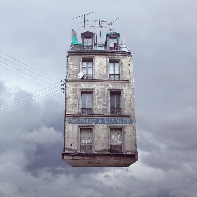 , 'Hotel du Lion D'or,' 2013, Muriel Guépin Gallery
