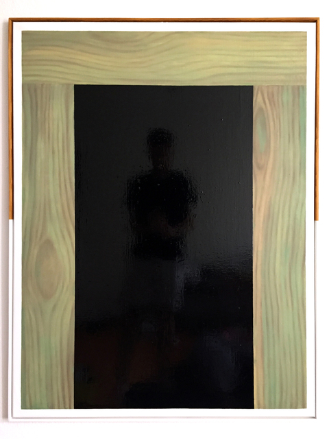 , 'Darkroom (Natural Desire Square),' 2015, CURRO