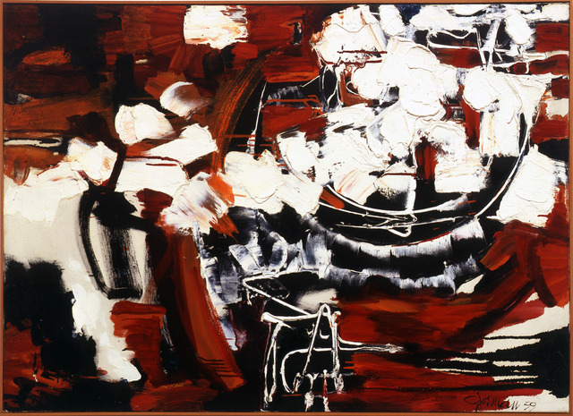 , 'Untitled,' 1959, Christopher Cutts Gallery