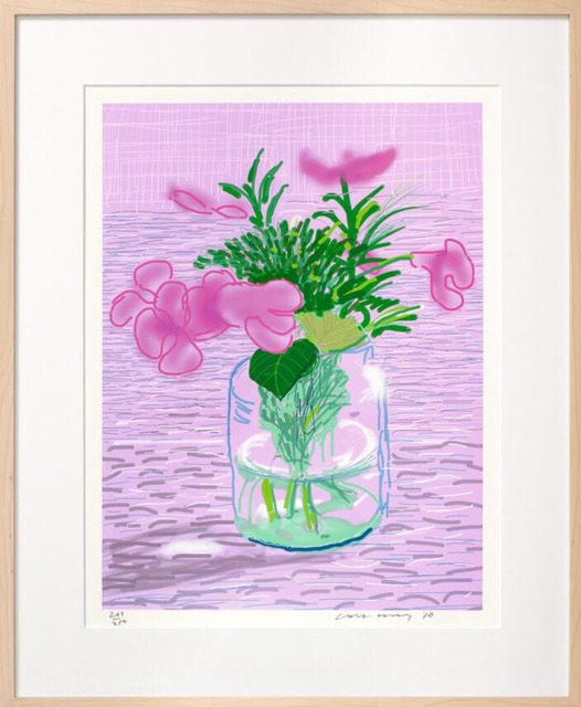 David Hockney, 'Untitled, 329, 2010', 2016, Reem Gallery