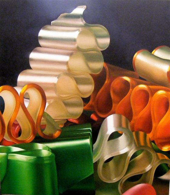 , 'Ribbon Candy,' 2007, Woodward Gallery