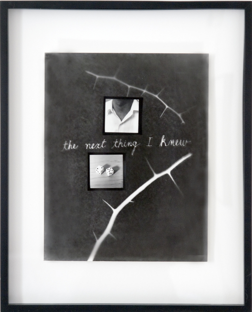 , 'The next thing I knew ,' 1994, InLiquid