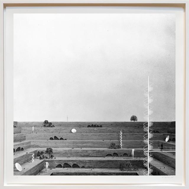 , 'Seven, Pyramid,' 2015, Corkin Gallery
