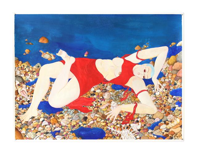 , 'World of Shells,' 2016, HARPY