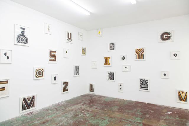 , 'Western Code,' 2015, Nina Johnson
