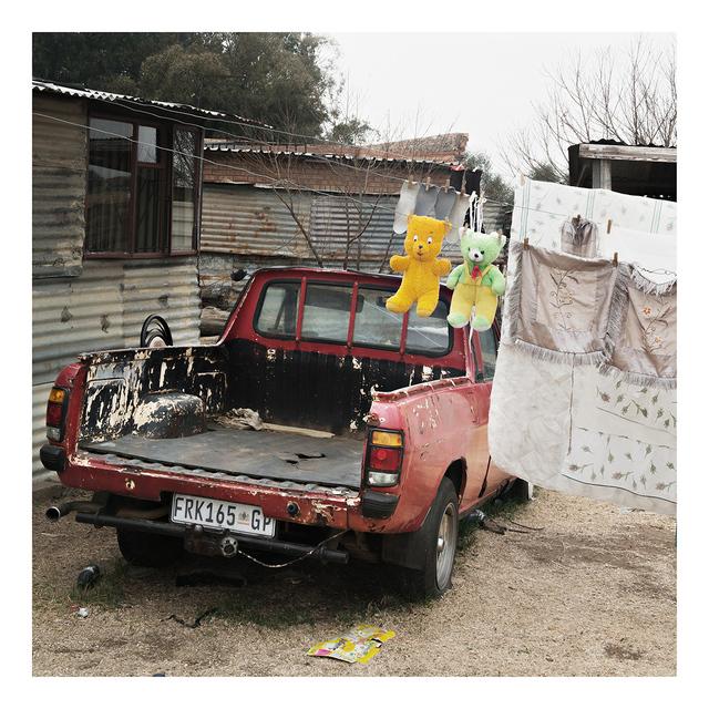 , 'Rooistena, Sharpeville,' 2015, Goodman Gallery