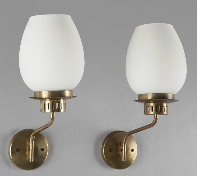 Stilnovo, 'Two wall lamps 60s.', Aste Boetto