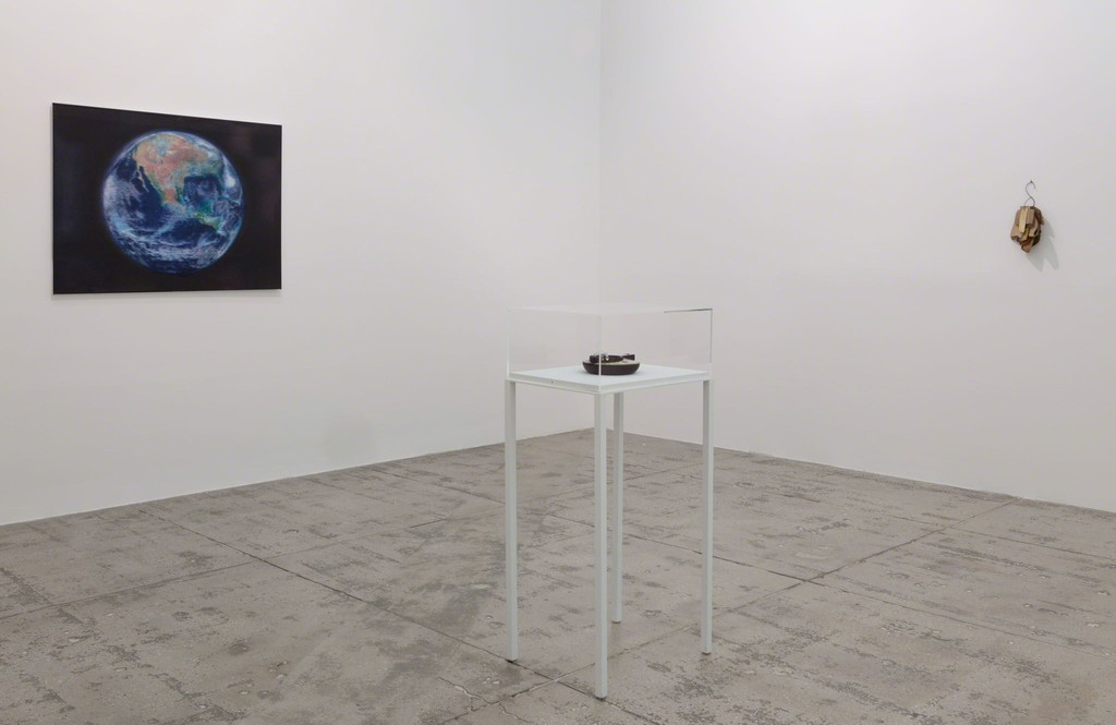 Gabriel Orozco, Installation View, Marian Goodman Gallery, New York, September 16 - October 18, 2014