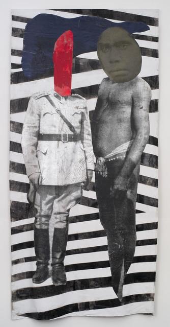 , 'The Forest,' 2016, Galerie Nathalie Obadia