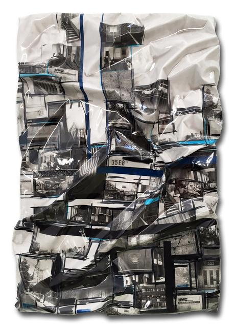 , 'NOTES C.J. (Ten Men) II,' 2018, Walter Storms Galerie