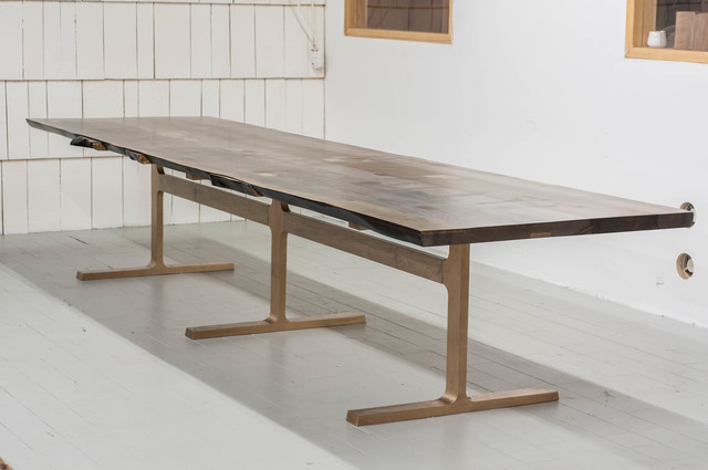 Jeff Martin, 'Bronze Shaker Table', 2017, Jeff Martin Joinery