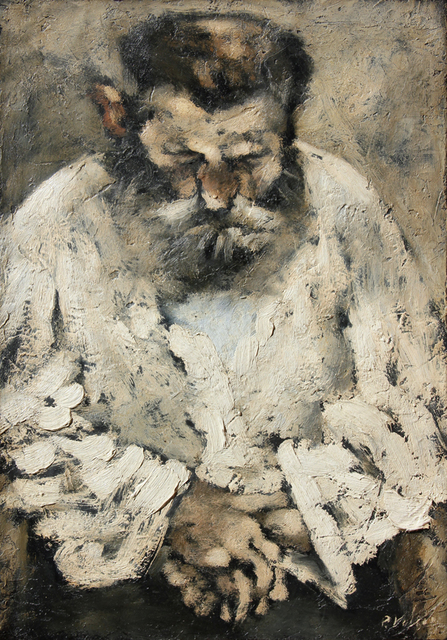 Paolo Vallorz, 'Georges il barbone', 1967, Ambrosiana Casa d'Aste