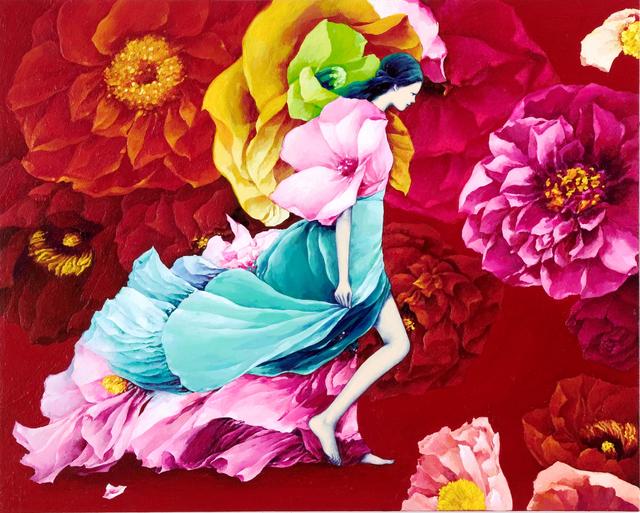 , 'Bad Flower Garden,' 2016, Sinmi Gallery