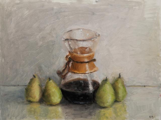 James Zamora, 'Chemex with Pears', 2015, Ro2 Art