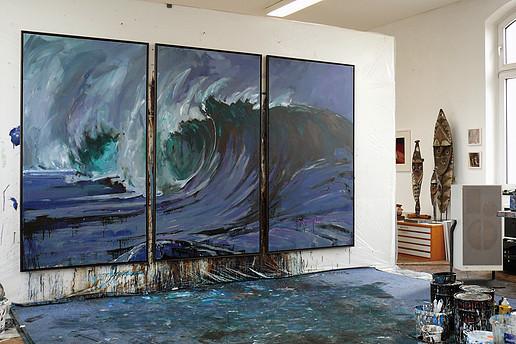 , 'North Shore I,' 2016, Galerie Klose