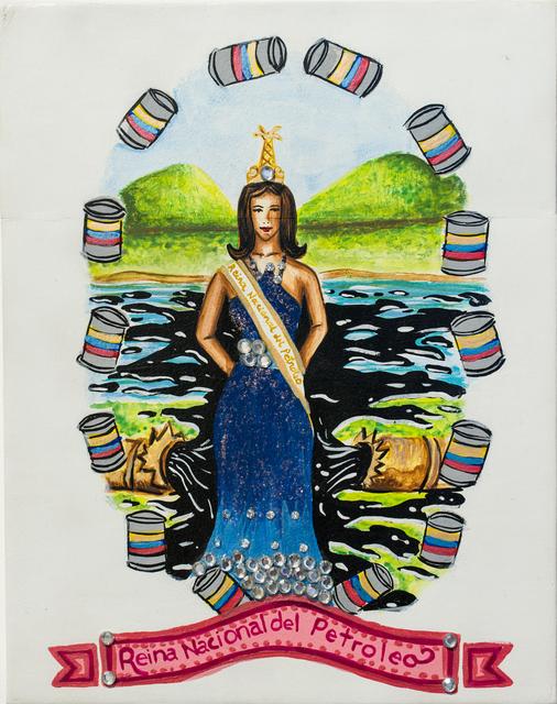 Luis Nicolás Camargo, 'Reina Nacional del Petróleo', 2005-2007, Track 16 Gallery