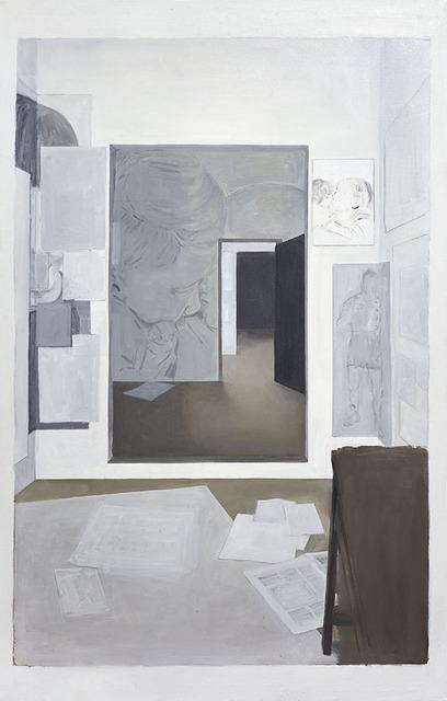 , 'Habitaciones Contiguas,' 2016, Pasto