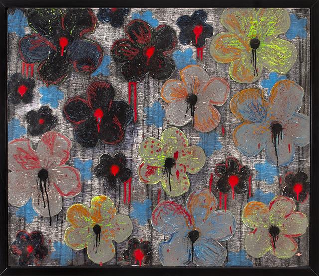 Helen K. Tindel, 'Electric Soul', 2020, Blue Rain Gallery